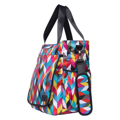 Trend Lab French Bull Ziggy Tote  Diaper Bag