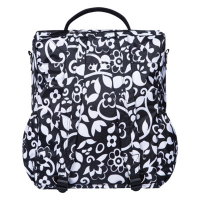 Trend Lab French Bull Vine Backpack  Diaper Bag