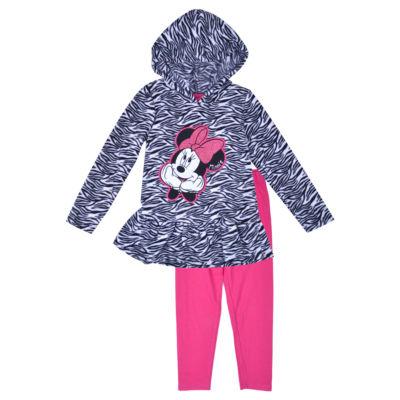 Disney 2-pack Minnie Mouse Legging Set-Preschool Girls