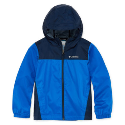 Columbia Sportswear Co. Lightweight Jacket-Big Kid Boys