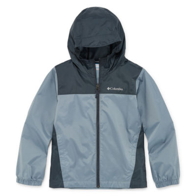 Columbia Sportswear Co. Lightweight Fleece Jacket-Big Kid Boys