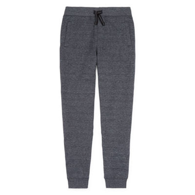 Hollywood Textured Fleece Jogger Pants - Big Kid Boys