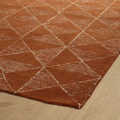 Kaleen Evanesce Angles Rectangular Rug