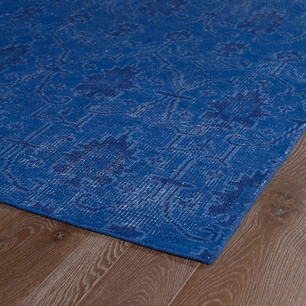 Kaleen Restoration Distressed Vintage Baldwin Rectangular Rug