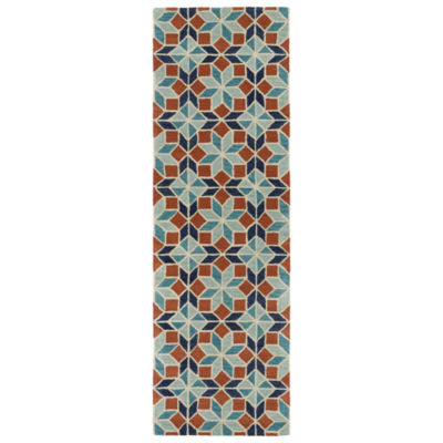 Kaleen Rosaic Tiffany Rectangular Rug