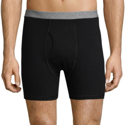 Stafford Blended Cotton 4+1 Bonus Pack Boxer Briefs