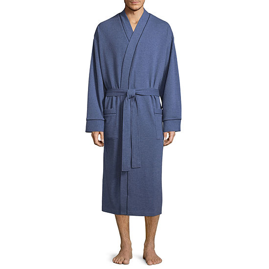 Stafford® Waffle Robe Reg. One Size Fits Most