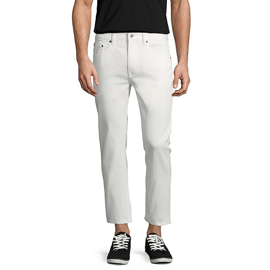 Arizona Mens Cropped Jean