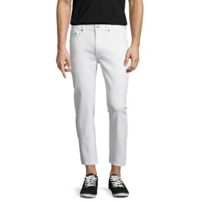 Arizona Cropped Flex Jeans