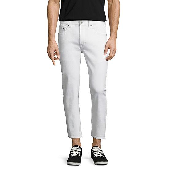 Arizona Mens Cropped Jean