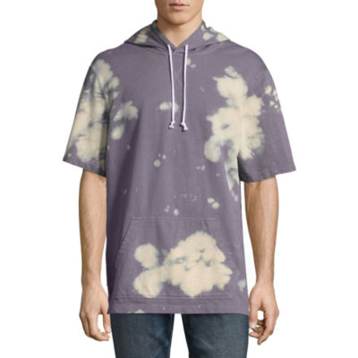 Arizona Short Sleeve French Terry Tie Dye Hoodie