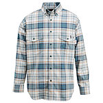 Wolverine FR Plaid Twill Fire Retardant Shirt
