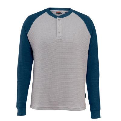 Wolverine Ryker Long Sleeve Henley Shirt