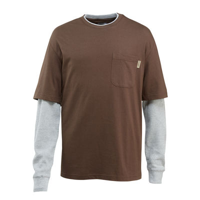 Wolverine Miter Tee II Long Sleeve Crew Neck T-Shirt