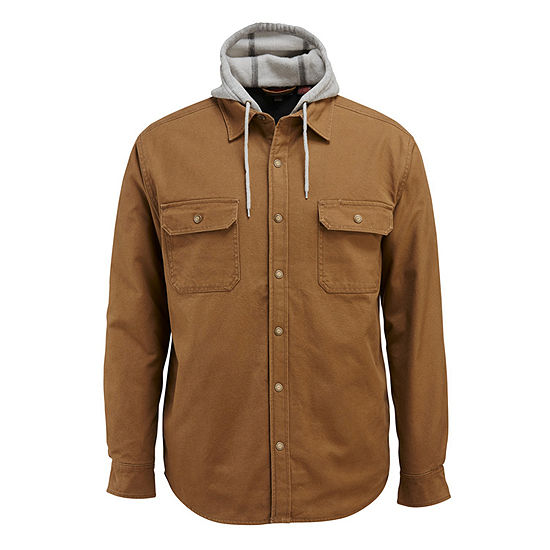 Wolverine Overman Hooded Shirt Jac