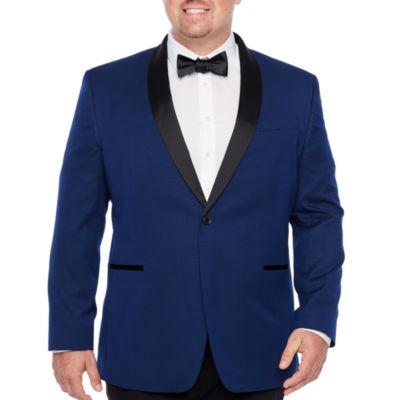 JF J.Ferrar Tuxedo Jacket - Big and Tall