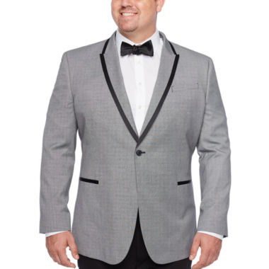 JF J.Ferrar Tuxedo Jacket - Big and Tall
