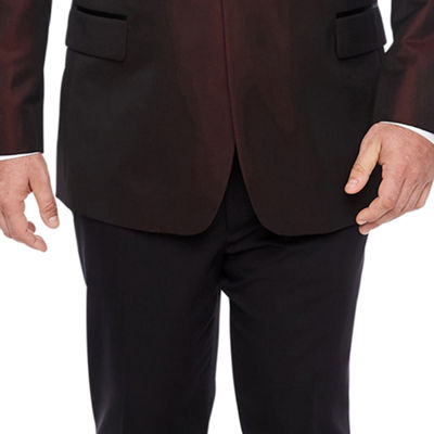 JF J.Ferrar Classic Fit Tuxedo Jacket - Big and Tall