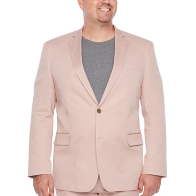 JF J.Ferrar Classic Fit Suit Jacket-Big and Tall