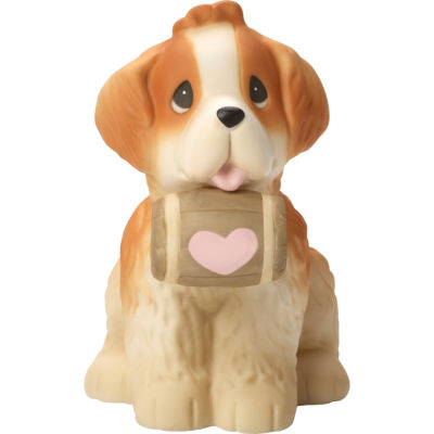 """Precious Moments  Thank You Gifts  """"You're A Life Saver""""  Bisque Porcelain Figurine  #164017"""