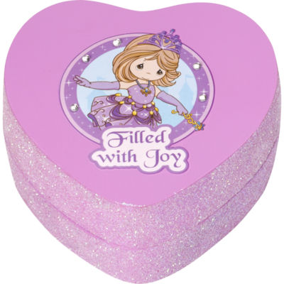 "Precious Moments  ""Filled With Joy""  Resin Trinket Box  #164425"