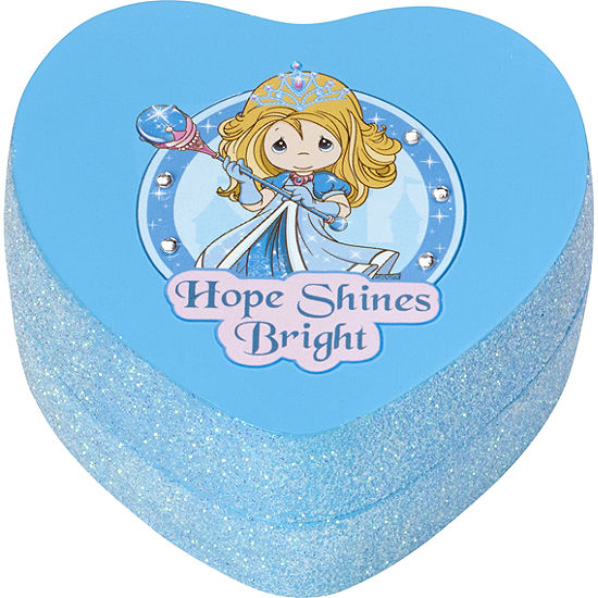 "Precious Moments  ""Hope Shines Bright""  ResinTrinket Box  #164428"
