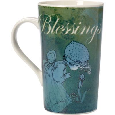 """Precious Moments  """"Blessings""""  Porcelain Mug#164447"""
