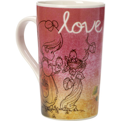 "Precious Moments  ""Love""  Porcelain Mug  #164449"