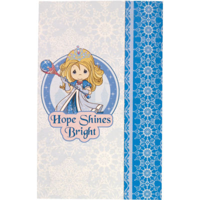 "Precious Moments  ""Hope Shines Bright""  Journal  #164415"