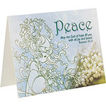 "Precious Moments  ""Inspirational Greeting Cards Boxed Set of 12 Note Cards with Envelopes  #164459"