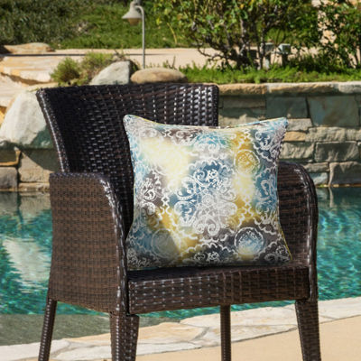 Outdoor Dècor Square Outdoor Pillow