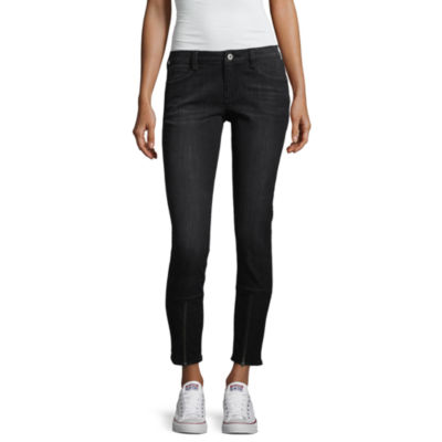 Arizona Ankle Zip Skinny Fit Jean-Juniors