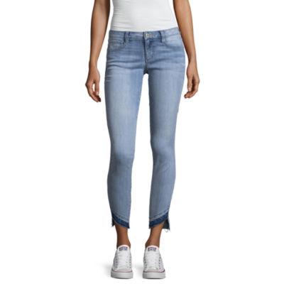 Arizona Relsease Hem Skinny Fit Jean-Juniors