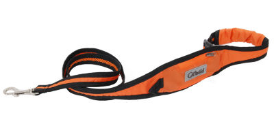 Pet Life Echelon Hands Free and Convertible 2-In-1Training Dog Leash and Pet Belt with Pouch