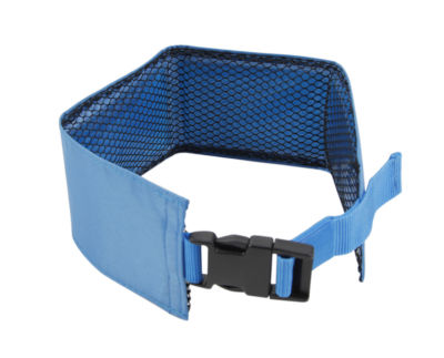 Pet Life Summer-Coolin' Insertable and AdjustableCooling Ice Pack Dog Neck Wrap