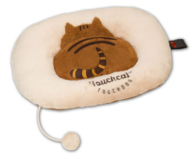 Touchcat 'Kitty-Tails' Fashion Designer Fashion Premium Cat Pet Bed