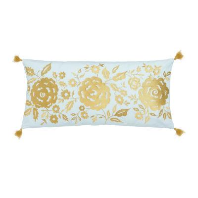 Dena Home Marielle 12x24 Rectangular Throw Pillow