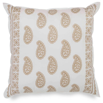 Dena Home Marielle 26IN Square Throw Pillow
