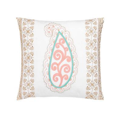 Dena Home Marielle 20x20 Square Throw Pillow