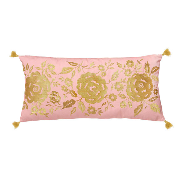 Dena Home Marielle 12x24 Rectangular Throw Pillow