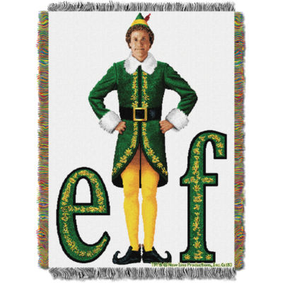 NW Collection ELF Movie Pose Throw