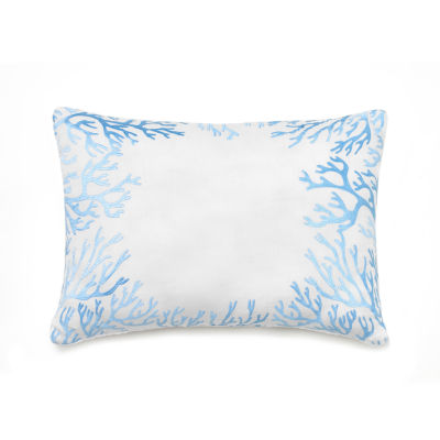 Nostalgia Seastar 14x20 Rectangular Throw Pillow