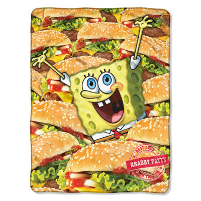 Spongebob Mass Patties Throw