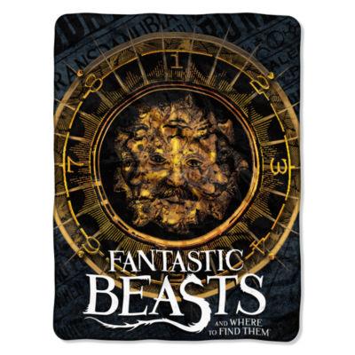 Fantastic Beast Many Faces  Throw