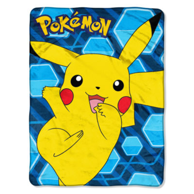 Pokemon Glitch Pikachu Throw