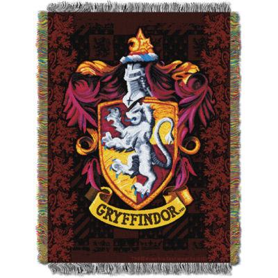 Disney Harry Potter Gryfindor Throw