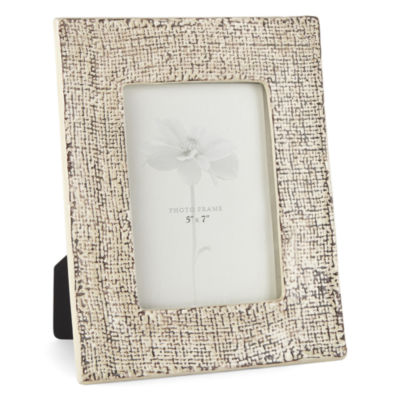 JCPenney Home Origins 5x7 Tabletop Frame