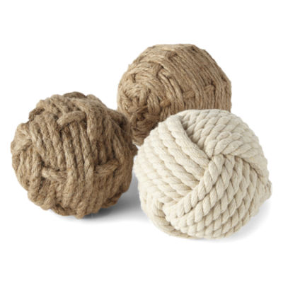 JCPenney Home Origins Decorative Balls