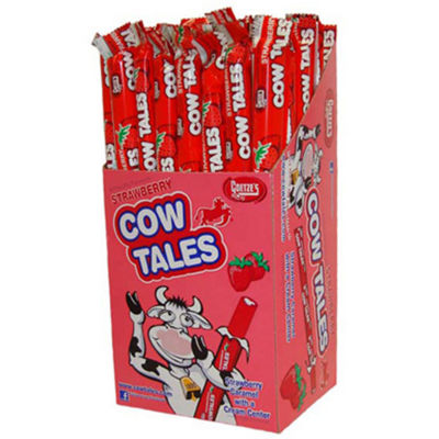 Strawberry Cow Tales Box 36 Count