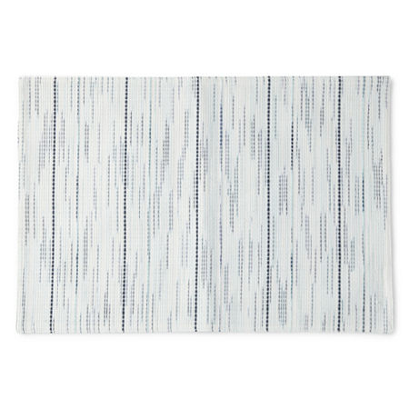 JCPenney Home 4-pc. Placemat, One Size , Blue